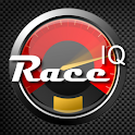 RaceIQ Drag Race Racing Log logo