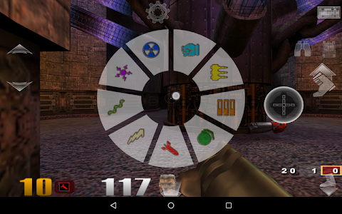 Q3-Touch (Port of Quake 3) v1.4