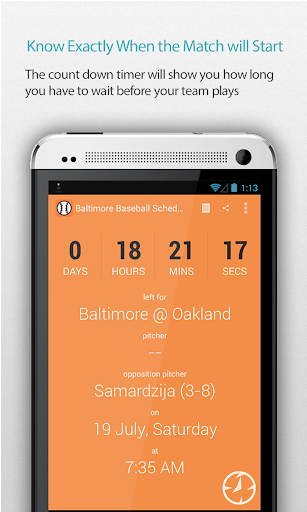 Baltimore Baseball Schedule