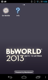 App Blackberry: BbWorld 13