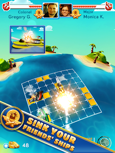 BattleFriends at Sea- screenshot thumbnail