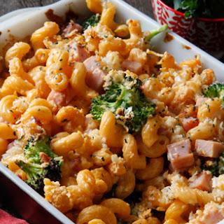 Cheddar-Broccoli Pasta Bake