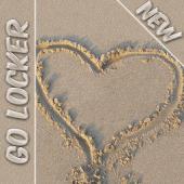 Heart Sand GO LOCKER