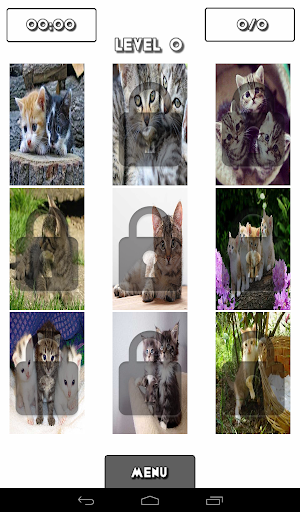 Cat Puzzles for Kids