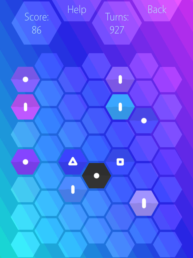 Polygon Evolution- screenshot