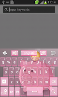 Screenshot of Piggy Bank Keyboard