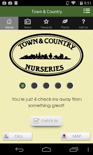 Town and Country Nurseries