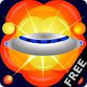 Space Stunts:The Escape (Free) icon