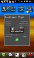 Screenshot of JuiceDefender Ultimate