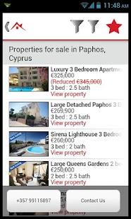 Cyprus Resales (Russian)- screenshot thumbnail