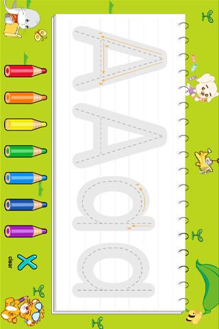 GrowEng Talk Alphabet- screenshot