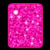 KB SKIN - Pink Glitter