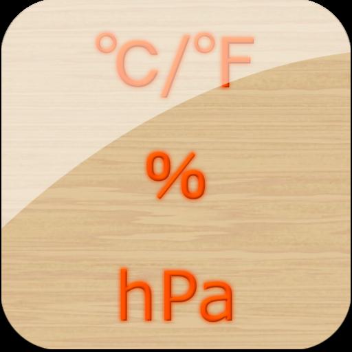 温度,湿度,气压计 工具 App LOGO-APP試玩