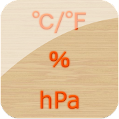 Temperature humidity barometer