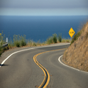 Pacific Coast Highway 1 icon