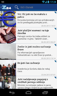 Zurnal24 - screenshot thumbnail