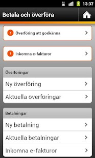 Swedbank- screenshot thumbnail