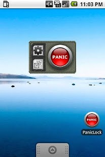 PanicLock - screenshot thumbnail