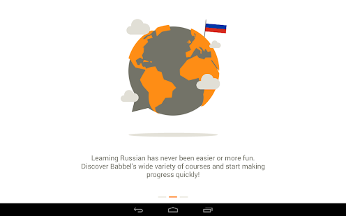 Learn Russian with Babbel- screenshot thumbnail
