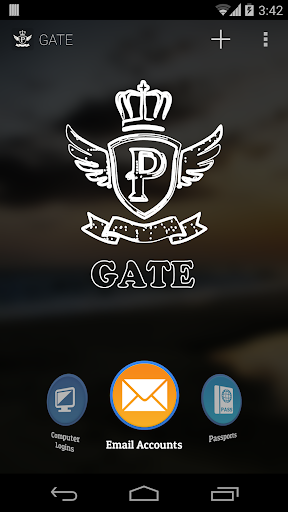 GATE : Password Manager