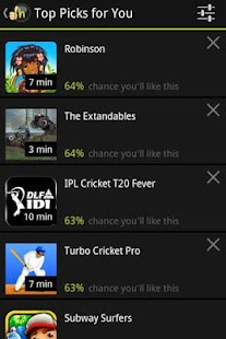 Hooked: the Best Android Games - screenshot thumbnail