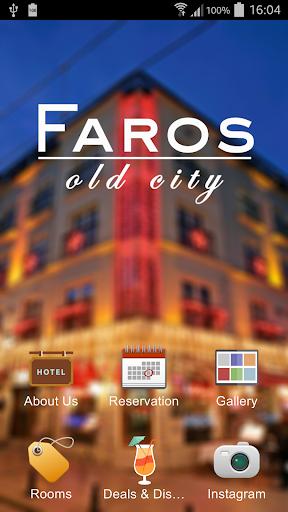 Faros Old City