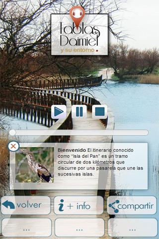 Tablas de Daimiel- screenshot