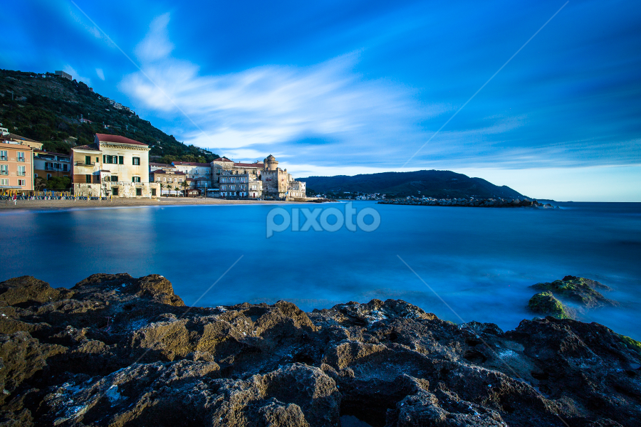 St. Maria South by Michael Payne - Landscapes Waterscapes ( holiday, lindsey, lily, pompei, chloe, italy,  )