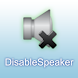 Disable Speaker