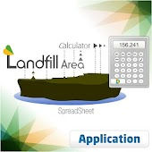 Landfill Area Calculator
