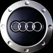Audi Le mans Go Launcher theme
