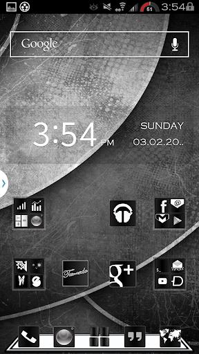 Tuxedo 2 Launcher Theme Free