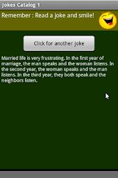 Jokes catalog #1