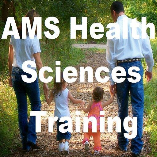 AMS健康科學商業 商業 LOGO-玩APPs