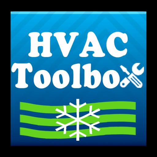HVAC Toolbox LOGO-APP點子