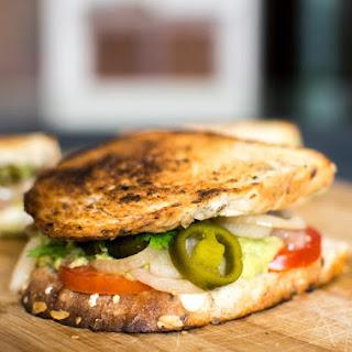 Avocado Sandwich
