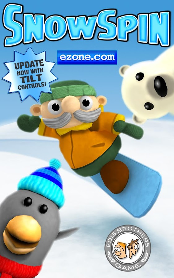 Snow Spin: Snowboard Adventure- screenshot