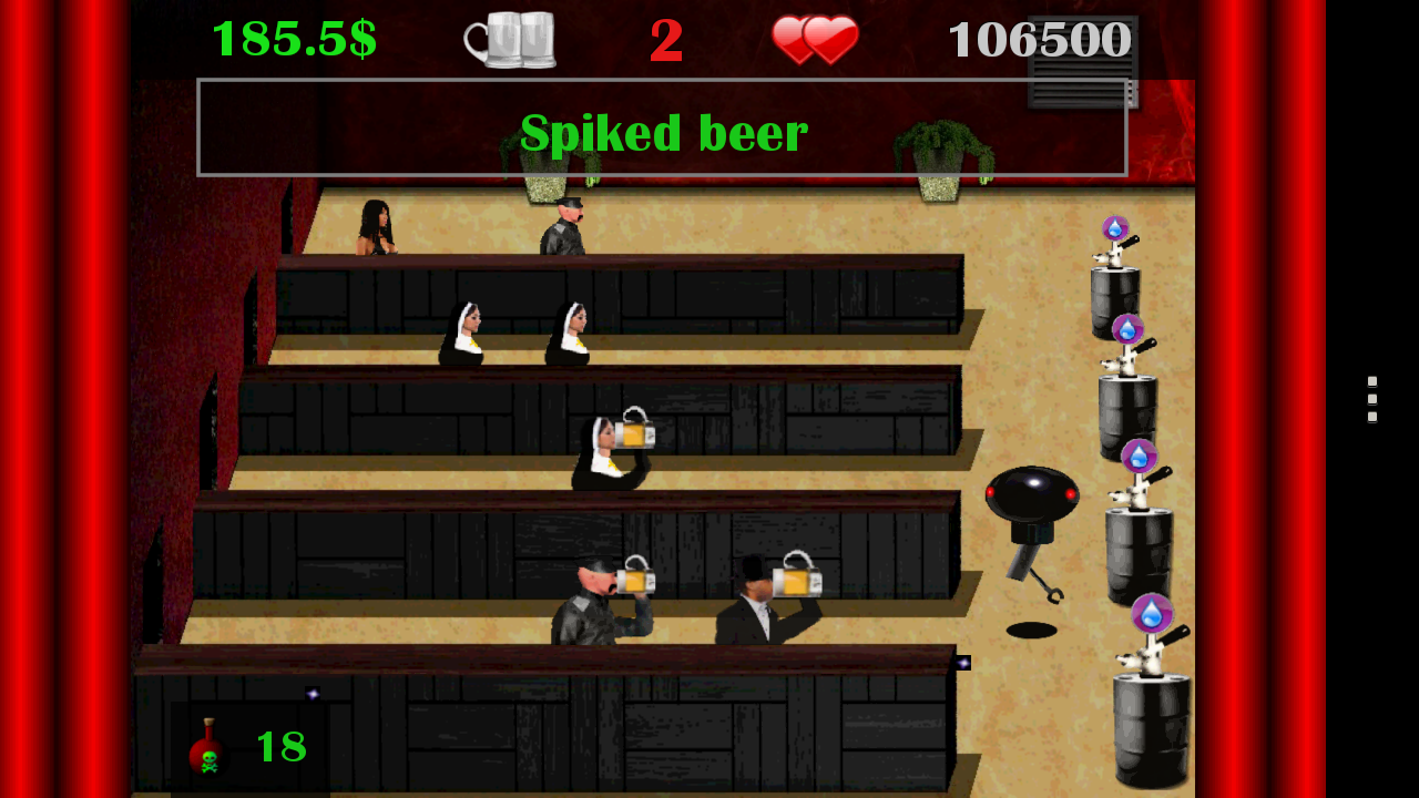 Beerbot Free - screenshot