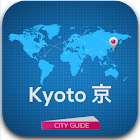 Kyoto Guide, Hotels, Weather icon