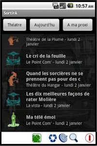 sortira Montpellier Tablet screenshot 2