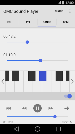 【免費音樂App】OMC Sound Player Pro-APP點子