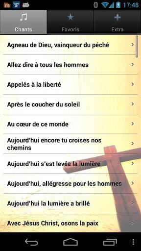 【免費娛樂App】Chants spirituels-APP點子
