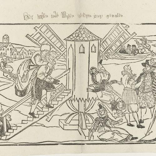 Afbeeldingsresultaat voor oude wijvenmolen 1580 1600