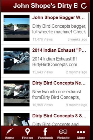 Dirty Bird Concepts