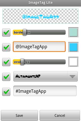 ImageTag - Tag Your Images- screenshot