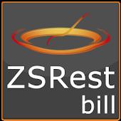 ZSRest Bill