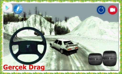 Şahin Drift Drag Oyunu 3D