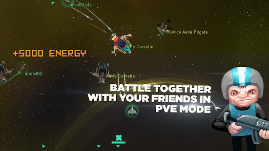 Pocket Fleet Multiplayer Screenshot 23