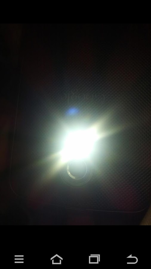 Advanced Flashlight Led - screenshot