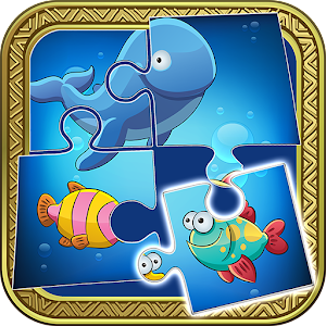 Sea Animals Puzzle For Kids for PC and MAC